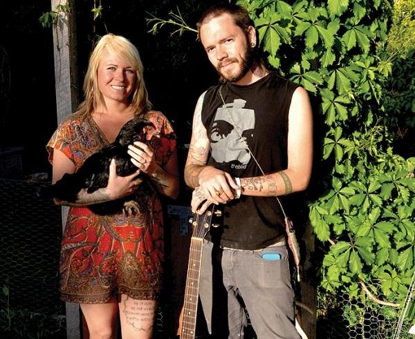 Carissa Gardner & Mike Cundick of AFLA