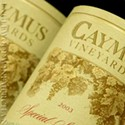 Caymus is coming!