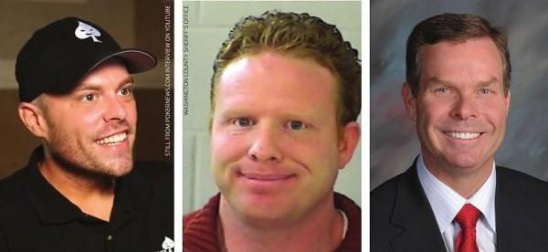 Chad Elie, Jeremy Johnson, John Swallow