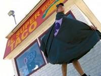 Cheap Shot   The Super Supper: The Super Krod meets El Super Taco