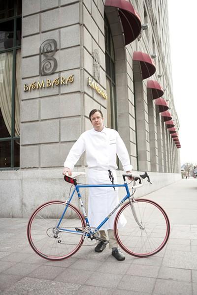 Chef Nathan Powers