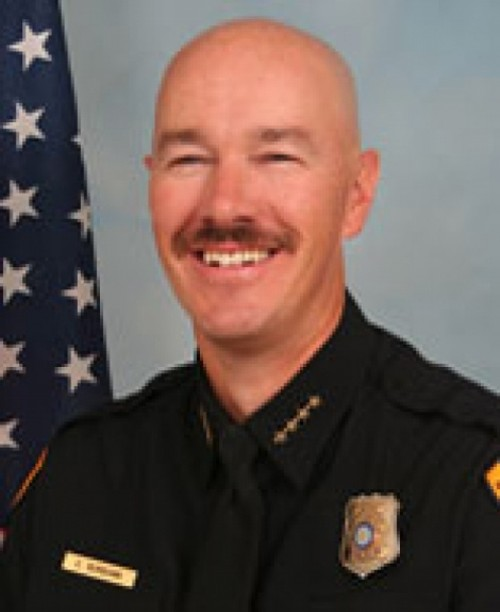 Chief of Police Chris Burbank - SLCPD