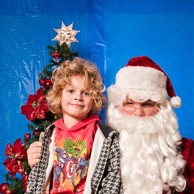City Weekly Santa Booth @ Craft Sabbath 12/4