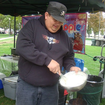 City Weekly's Dutch Oven Cook-off 2010