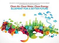 Clean Air, Clean Water, Clean Energy