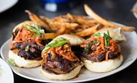 Cloud Dine Korean Sliders - REBEKAH STEVENS
