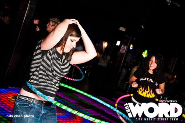 Club Allure:Deer Widows party