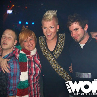 Club Edge's Ugly Sweater Party 12.16.10