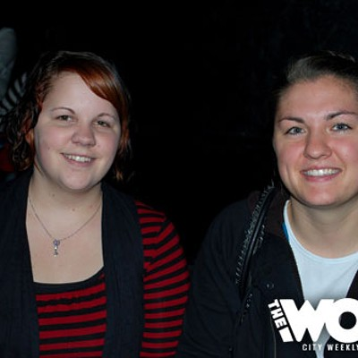 Club Night at Avalon Theater (11.13.10)