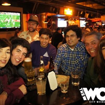 Club Night at Bourbon House (1.21.12)