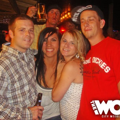 Club Night at The Westerner 7.2.10