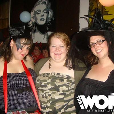 Club Night: Swerve Halloween Bash