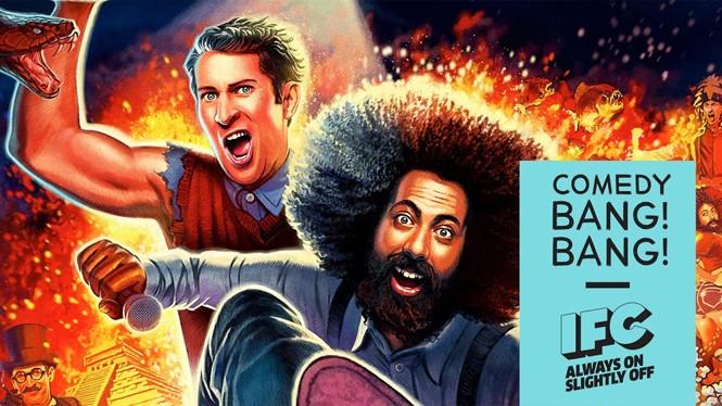 Comedy Bang! Bang! (IFC)