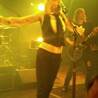 Concert Review: Courtney Love at Star Bar