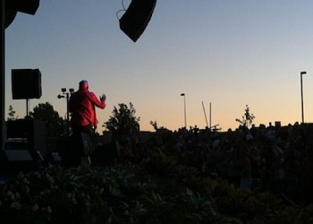 Concert Review: Jimmy Cliff at Red Butte Garden