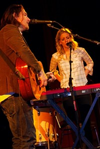 Concert Review: Katie Herzig at The State Room