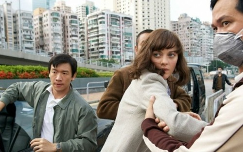 Contagion - WARNER BROS.
