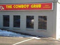 Cowboy Grub Restaurant in Salt Lake City