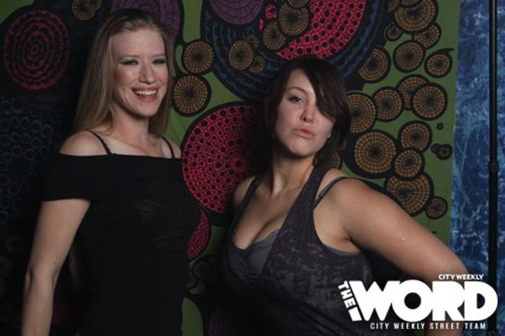 CW Club Night: Area 51's Zodiac Ball 12.3.10