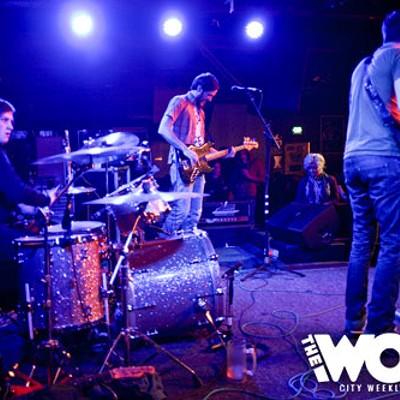CWMA 2011 - Urban Lounge by E. Daentiz 2/11/11