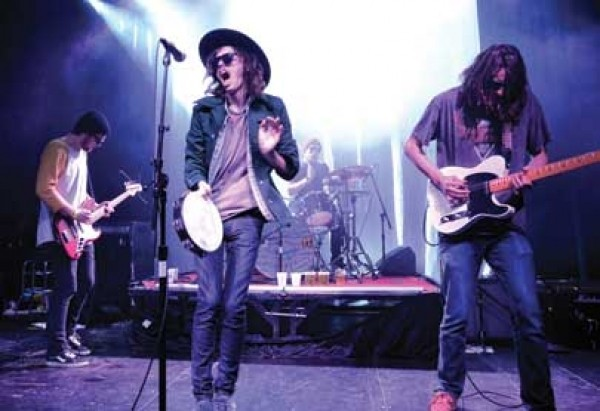 CWMA 2012 winners Max Pain & the Groovies