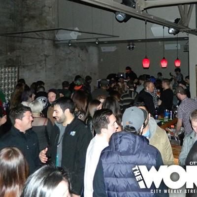 CWMA DJ Spin-Off: Zest (4.17.13)