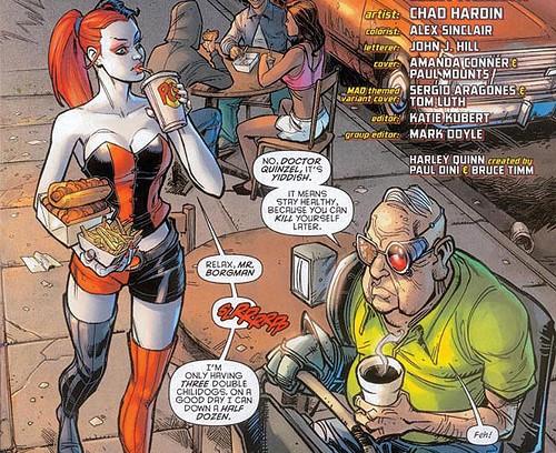 DC's Harley Quinn