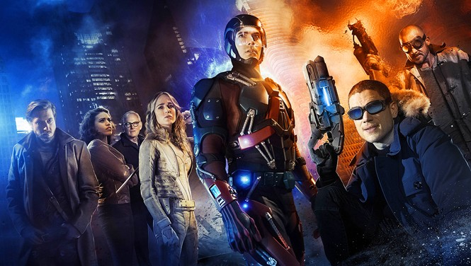 DC's Legends of Tomorrow (The CW)