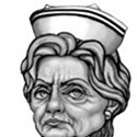 Deep End | Big Nurse: Hillary Clinton orders the other candidates to take their medicine