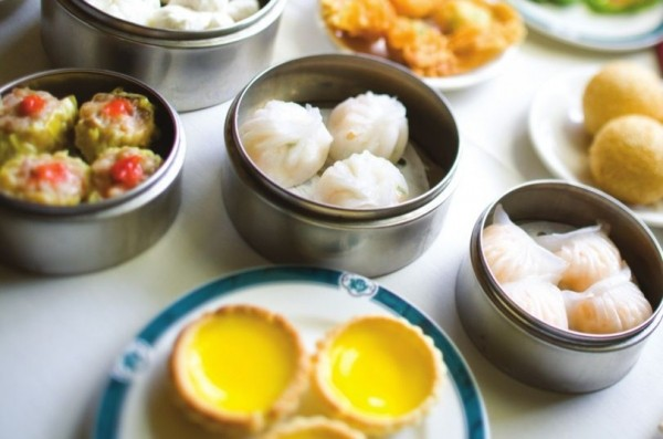 Dim sum at Red Maple Chinese Restaurant