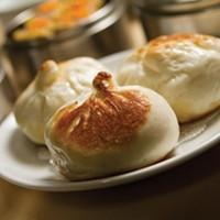 Dim Sum House baozi pork buns