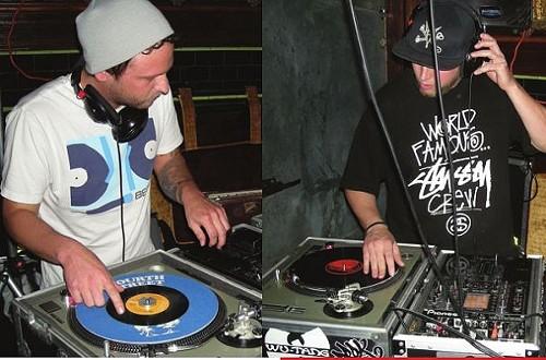 DJ Chaseone 2, DJ Godina