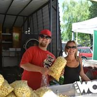 Downtown Farmers Market (6.16.12)