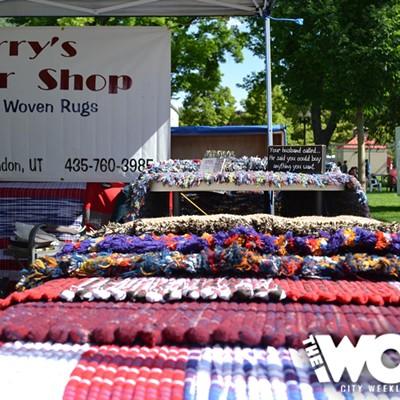 Downtown Farmers Market (6.9.12)