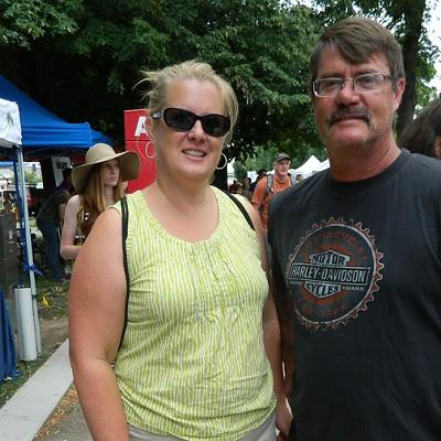 Downtown Farmers Market (7.6.13)