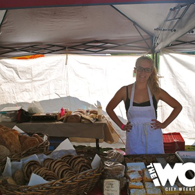 Downtown Farmers Market (8.24.12)