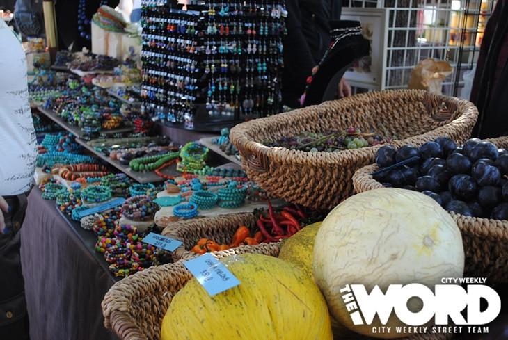 Downtown Farmers Market (9.29.12)