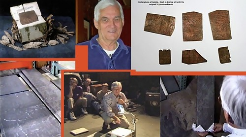 Duane Erickson & some of his findings