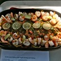 Dutch Oven Recipe: Southwestern Salmon with Tequila Shrimp and Scallops