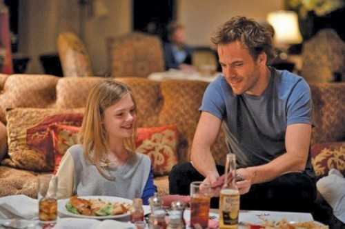 Elle Fanning, Stephen Dorff - SOMEWHERE