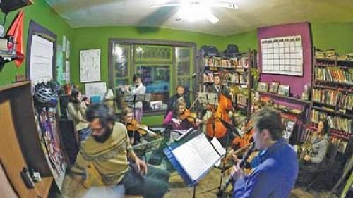 Eric Rich Ensemble