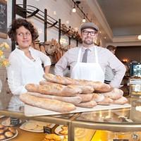 Eva's Bakery on the Rise