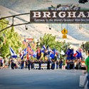 Fall in Brigham City