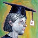 Feature | Degree in Debt: Believe it: Paying off that huge college debt may take a lifetime.