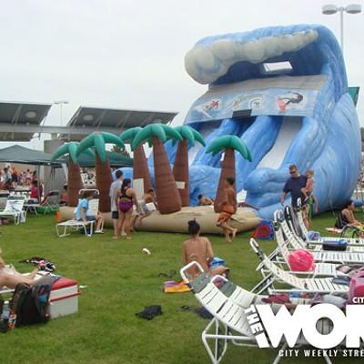 Fire, Water & Ice Festival (8.7.10)