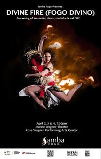 DAVID TERRY PHOTOGRAPHY - Fogo Divino (Divine Fire)