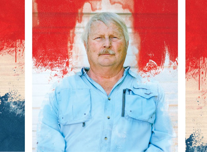 FrANK Crofts knew three men who've took their lives in recent years. One called the police, then put a deer-hunting rifle under his chin; another did the same with a shotgun; and a third hung himself over his own docking station in a hangar. - NIKI CHAN