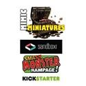 Geeky Kickstarters