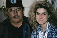 Gerald Jensen Sr. and his daughter, Jackie
