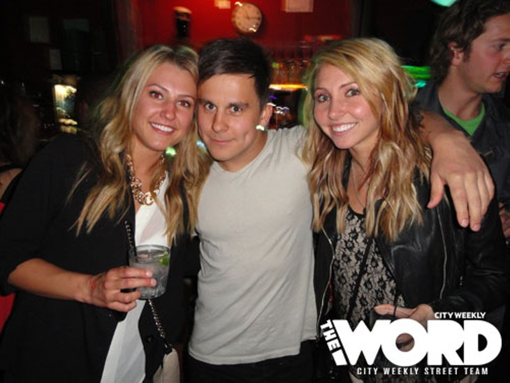 Girls Night Out at W Lounge (4.8.11)